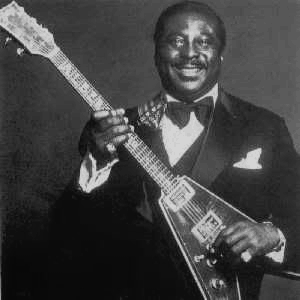 Albert King With Lucy
