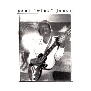 Paul Wine Jones