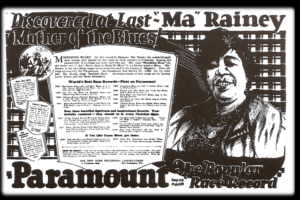 Race Records Ma Rainey