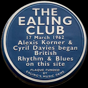 Ealing Club Plaque